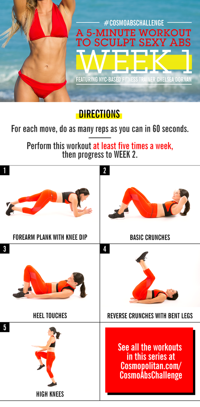 11 Best Ab Workout Videos That Get Results