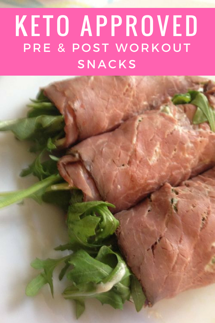 The Best Keto Pre Post Workout Snacks Let S Do Keto Together
